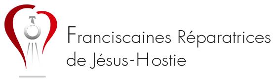 Logo Franciscaines Réparatrices de Jésus-Hostie